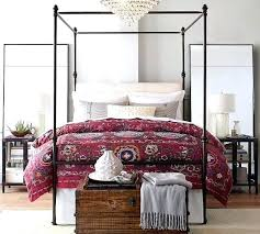Farmhouse Canopy Bed Bed I Want From Pottery Barn I Just Love It ...