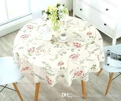 tablecloth for round table small round table cloth large round tablecloths waterproof anti hot anti oil tablecloth for round table