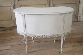 antique louis xv style painted vanity desk for 3