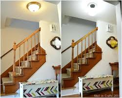 new trends in lighting.  New Inspirational Flush Mount Lighting New Trends Hall Before And  After Modern India Interior For In