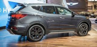 2018 hyundai santa fe redesign. fine 2018 2019 hyundai santa fe sport review  cars auto express  new and used  throughout 2018 hyundai santa fe redesign a