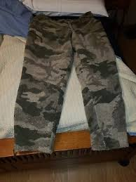 Cabelas Mens Outfitter Camo Wooltimate Windshear Hunting