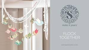 spring garland diy crafts easy home decor crafts flock within diy crafts for