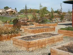 Small Picture Raised Garden Beds Design Home Design