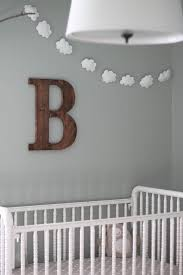 diy baby room accessories. diy cloud garland: it doesn\u0027t get much dreamier than a dozen fluffy little clouds, blissfully strung garland-style to grace the wall over baby\u0027s crib. diy baby room accessories