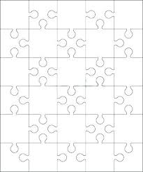 Printable Jigsaw Puzzle Maker Printable Jigsaw Puzzle Template Generator Floss Papers