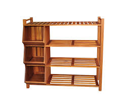 ... Cool Simple Shoe Rack Designs: Shoe Cabinet With Doors For Interior  Furniture Ideas ...