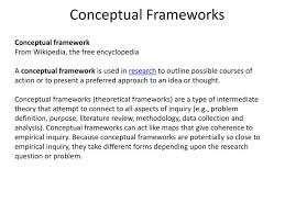 ppt conceptual frameworks powerpoint
