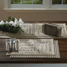 farmhouse country kitchen table dover table runner 36quot vintage kitchen table runners