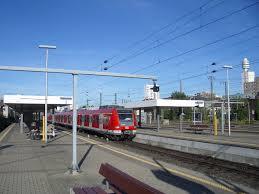 Gare du midi de Francfort-sur-le-Main