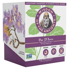 Organic Herbal Beverages   <b>Wisdom of the Ancients</b>®