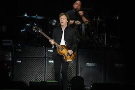 paul mccartney plays the first of two nights at madison square garden friday september