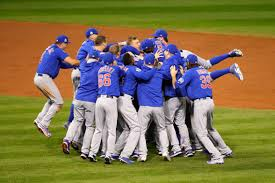 world series chicago cubs win game over cleveland ns time