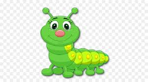 caterpillar clipart.  Clipart Royaltyfree Clip Art  Cute Caterpillar On Caterpillar Clipart L