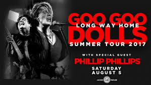 Cynthia Pavilion Seating Chart Goo Goo Dolls Phillip Phillips Tickets 7th September