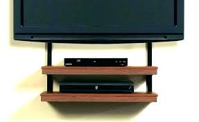 inch wall mount stands amazing bargains on curved modern console shelf m tv with soundbar
