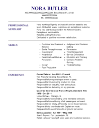 Best Owner/caterer Resumes | Resumehelp