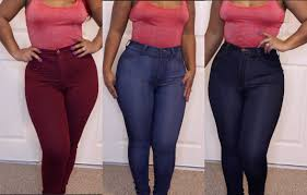 Fashion Nova Jeans Review Size 15