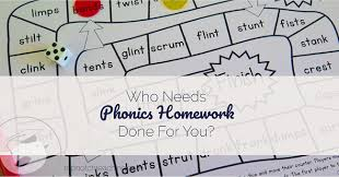 who needs phonics homework done for you top notch teaching phonics homework packs make your life easier all you have to do is copy the