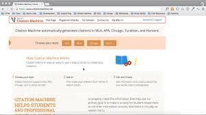 Apa Format Generator For Websites Custom Paper Sample