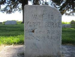 Vanford Marvin Burke (1898-1908) - Find A Grave Memorial