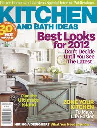 Kitchen And Bath Magazine Green Dream Home Bath Featured In February 2012 Better Homes And