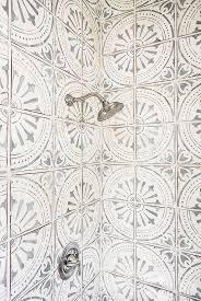 Patterned Tiles For Kitchen 25 Best Ideas About Vintage Tile On Pinterest Vintage Bathroom