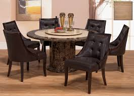round marble top dining table singapore round marble top dining table with lazy susan