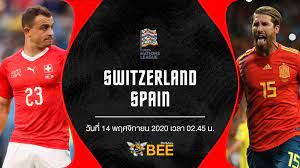 UEFA-Nations-League-2020-21-Switzerland-vs-Spain-Bee