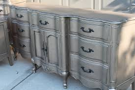 Silver Painted Bedroom Furniture Silver Furniture My Most Talked About Finish The Magic Brush