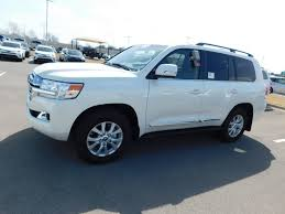 2018 New Toyota Land Cruiser 4WD at Toyota of Fayetteville Serving ...