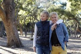 Ellen And Portia Ellen Degeneres And Portia De Rossi Show Off Their Gorgeous