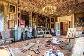 Amazing interiors: Knebworth House
