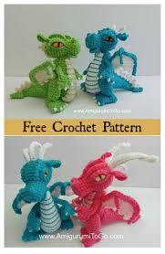 Free Crochet Dinosaur Pattern Gorgeous Crochet Amigurumi Dinosaur Free Patterns