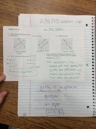 here are the notebook pages my students completed on systems of linear equations and inequalities during