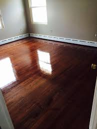 red gany hardwood floor by minwax