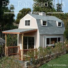 Small Picture Can A Pre Fab Be Made Into a Tiny House Tiny House Blog Tiny
