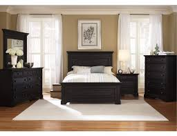 black furniture what color walls. the furniture black rubbed finished bedroom set with panel bed u0027southern cachet furniture what color walls o