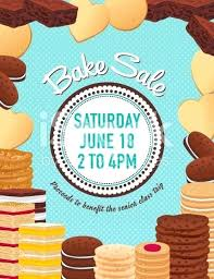 Bake Sale Flyer Templates Free Free Bakery Flyer Templates Bake Sale Poster Template There