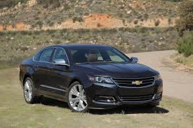 2014 Chevrolet Impala Review - YouTube