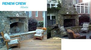 fireplace stone cleaner the flagstone entrance at this home had dulled and the stairs were showing fireplace stone