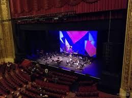 Chicago Theatre Loge 2r Rateyourseats Com