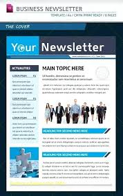 Microsoft Office Word Newsletter Templates Sample Ms Word Newsletter Microsoft Office Online Templates
