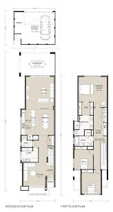 Small Townhouse Design Narrow Two Story House Plans Google Search Dream House