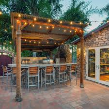 Patio cover lighting ideas Ceiling Awesome Covered Patio Bar String Light Ideas Next Luxury Top 40 Best Patio String Light Ideas Outdoor Lighting Designs