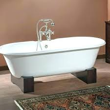 how to paint a cast iron tub cast iron bathtub removal bathtubs removing paint from cast