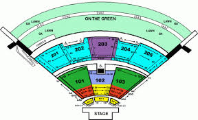 Fiddlers Green Amphitheatre Seating Chart New Cruzan
