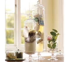 Decorative Things To Put In Glass Jars How To Decorate With Apothecary Jars 100 Ideas To Decorate With 89