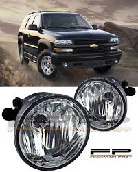 2003 Tahoe Fog Light Replacement