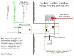 headlight switch wiring diagram headlight image 1950 ford headlight switch wiring diagram jodebal com on headlight switch wiring diagram